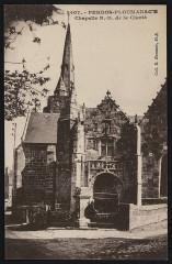 Perros-Guirec - Chapelle Notre-Dame de la Clarté - Perros-Guirec