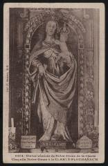 Perros-Guirec - Statue vénérée de Notre-Dame de la Clarté - Perros-Guirec