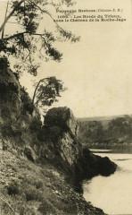 Ploézal - Les bords du Trieux sous le château de la Roche-Jagu - Ploëzal