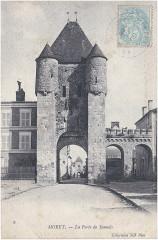 9 Moret — La Porte de Samois - Moret-Loing-et-Orvanne