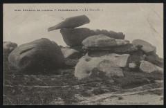 Ploumanac'h - La Bouteille - Perros-Guirec