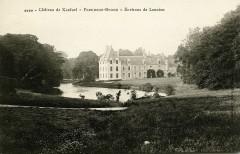 Pleumeur-Bodou - Château de Kerduel - Pleumeur-Bodou
