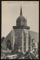 L'Eglise (XIIe siècle) - Perros-Guirec