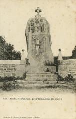 Pleumeur-Bodou - Menhir de Penvern - Pleumeur-Bodou