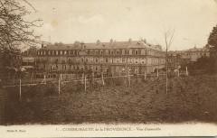Saint-Brieuc - Communauté de la Providence vue d'ensemble - Saint-Brieuc