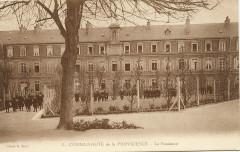 Saint-Brieuc - Communauté de la Providence pensionnat - Saint-Brieuc