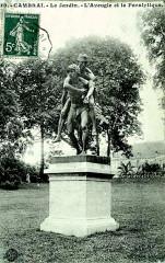 Joseph Carlier - L'Aveugle 1884 - Cambrai