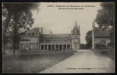 Cohiniac - Château du Rumain en Cohiniac - Cohiniac