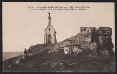 Erquy - Chapelle Saint-Michel sur l'ilot Saint-Michel 22 Erquy