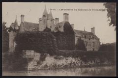 Erquy - Douves du château de Bienassis 22 Erquy