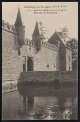 Erquy - Entrée du château Bienassis 22 Erquy
