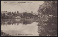 Glomel - Canal entre Glomel et Rostrenen - Glomel
