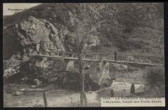 Hillion - Passerelle du Moulin de l'Alouette vallée des Ponts-Neufs - Hillion