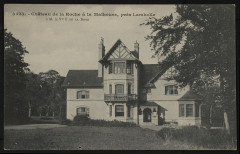 La Malhoure - Château de la Roche - La Malhoure
