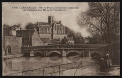 Lamballe - Chapelle Notre-Dame du Château des Ducs de Penthièvre - Lamballe-Armor