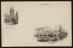 Lamballe - Clocher Saint-Jean Notre-Dame - Lamballe-Armor