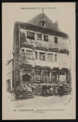 Lamballe - Maison ancienne dite du Bourreau - Lamballe-Armor