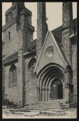 Brélévenez - Eglise portail sud XIIIe siècle - Lannion