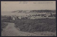 Erquy - Panorama pris du moulin à vent 22 Erquy