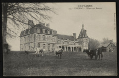 Cohiniac - Château du Rumain - Cohiniac