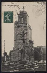 Glomel - Eglise - Glomel