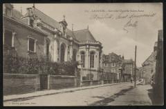 Lannion - Nouvelle Chapelle Sainte-Anne - Lannion