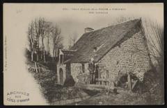 Coëtmieux - Vieux moulin de la Perche - Coëtmieux