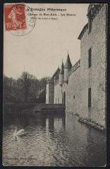 Erquy - Château de Bien-Assis douves 22 Erquy