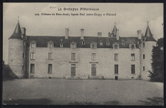 Erquy - Château de Bien-Assis façade sud 22 Erquy