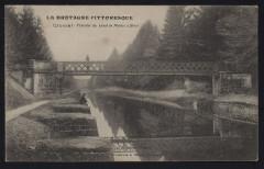 Glomel - Tranchée du Canal de Nantes à Brest - Glomel