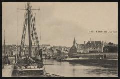 Lannion - Port - Lannion