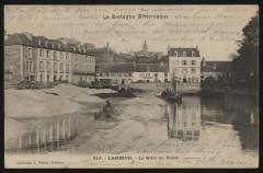 Lannion - Quai au Sable - Lannion