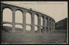 Langueux - Pont en arène du chemin de fer de Collinée - Langueux