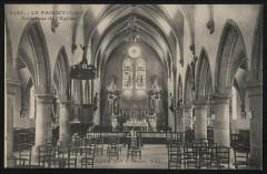 Le Faouët - Intérieur de l'église - Le Faouët