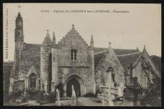 Loguivy-lès-Lannion - Eglise - Lannion
