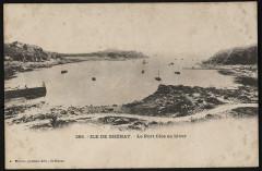 Ile-de-Bréhat - Port Clos en hiver 22 Île-de-Bréhat
