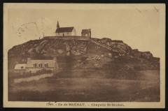 Ile-de-Bréhat - Chapelle Saint-Michel 22 Île-de-Bréhat