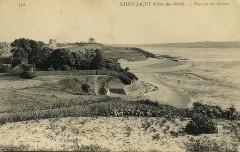 Saint-Jacut-de-la-Mer - Vue sur les grèves - Saint-Jacut-de-la-Mer