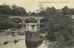 Tonquédec - Pont sur le Guer - Tonquédec