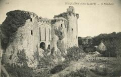 Tonquédec - Pont-levis - Tonquédec