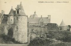 Trémel - Château de Kermarzit - Trémel