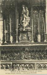 Tréguier - Autel de l'archiconfrérie scènes de la Passion - Tréguier