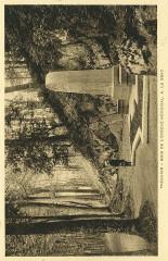 Tréguier - Bois de l'évéché mémorial A. Le Braz 22 Tréguier