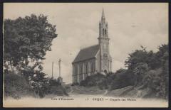 Erquy - Chapelle des marins 22 Erquy
