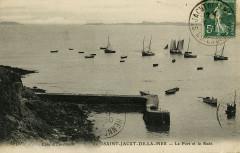 Saint-Jacut-de-la-Mer - Port et rade - Saint-Jacut-de-la-Mer