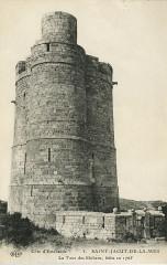 Saint-Jacut-de-la-Mer - Tour des Ebihiens de 1765 - Saint-Jacut-de-la-Mer