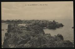 Ile-de-Bréhat - Baie du Paon 22 Île-de-Bréhat