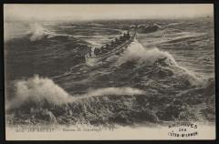 Ile-de-Bréhat - Bateau de sauvetage 22 Île-de-Bréhat