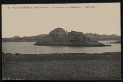 Ile-de-Bréhat - Corderie et sémaphore 22 Île-de-Bréhat