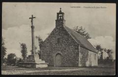 Lanrodec - Chapelle de St-Jean-Perrien - Lanrodec
